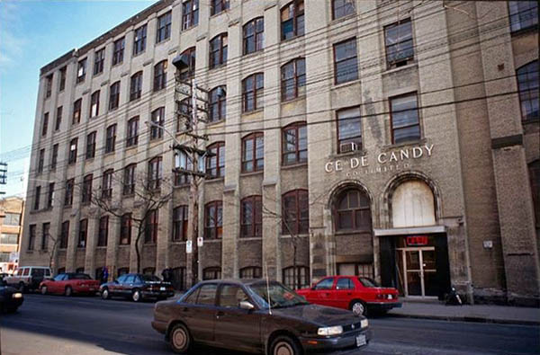Candy Factory Lofts – 993 Queen Street West