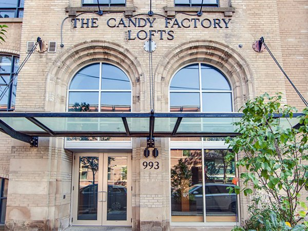 candy factory lofts
