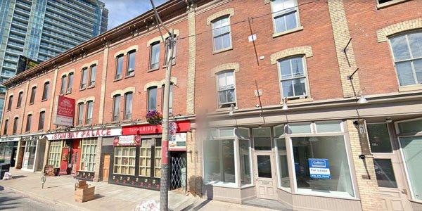 Robert Watson Lofts – 363-369 Sorauren Avenue