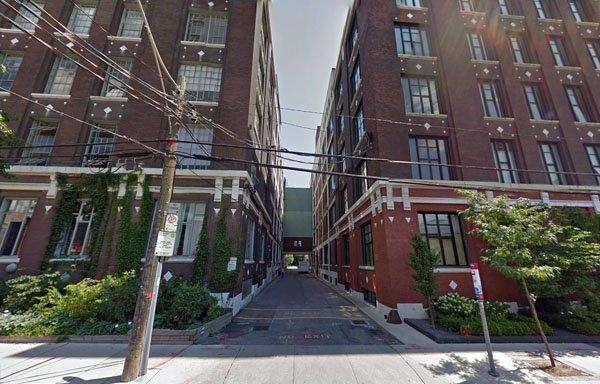 Wrigley Lofts – 245 Carlaw Avenue
