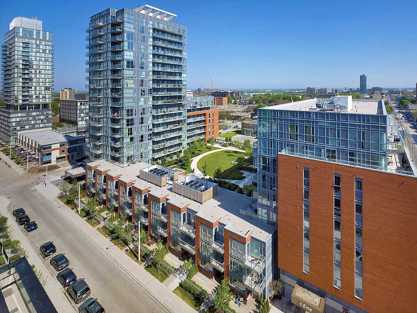 Regent Park real estate
