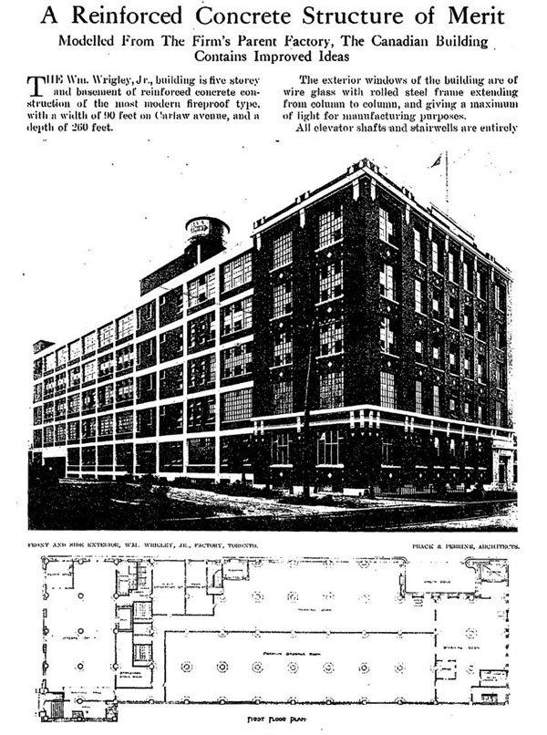 Wrigley Lofts - 245 Carlaw Avenue