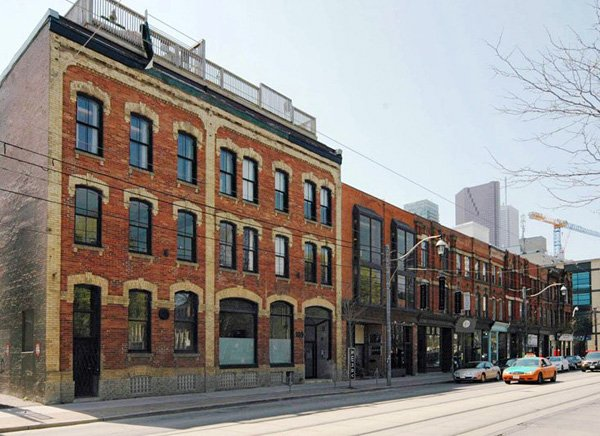 Boiler Factory Lofts – 189 Queen Street East