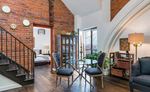 The Church Lofts – 701 Dovercourt Road
