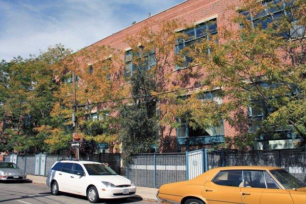 Industrial Revolution Lofts – 676 Richmond Street West