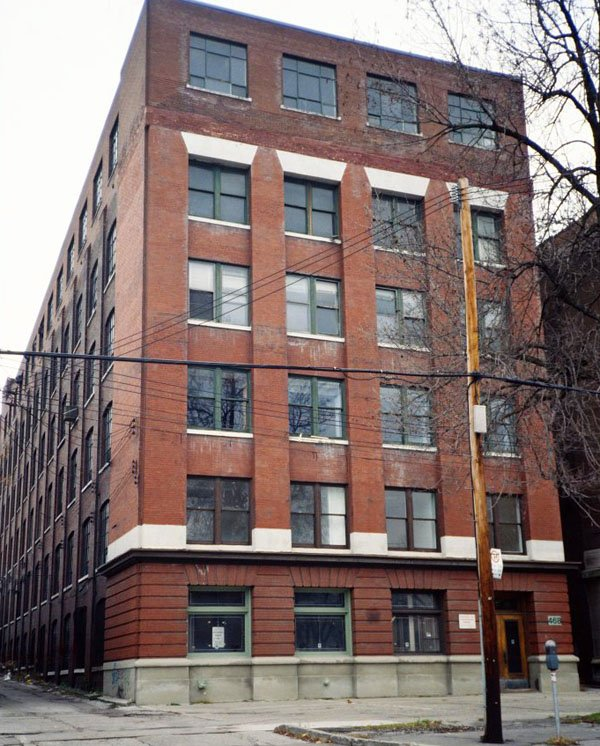 The Butterick Building - 468 Wellington Street West