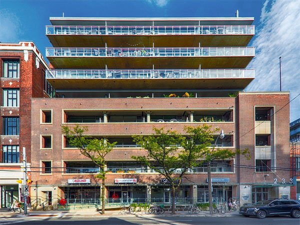 Garment Factory Lofts – 233 Carlaw Avenue