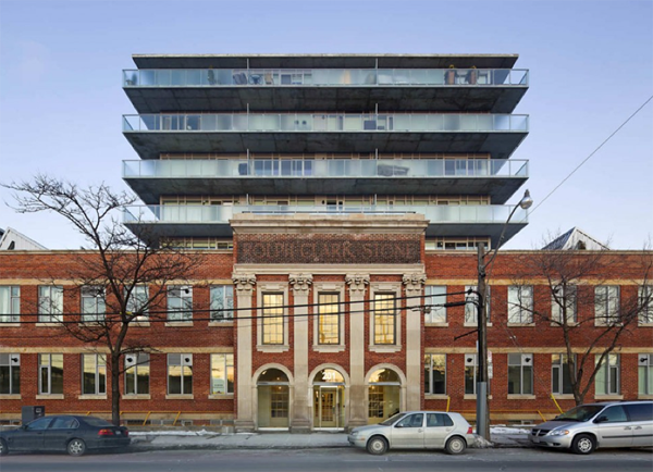 Printing Factory Lofts – 201 Carlaw Avenue