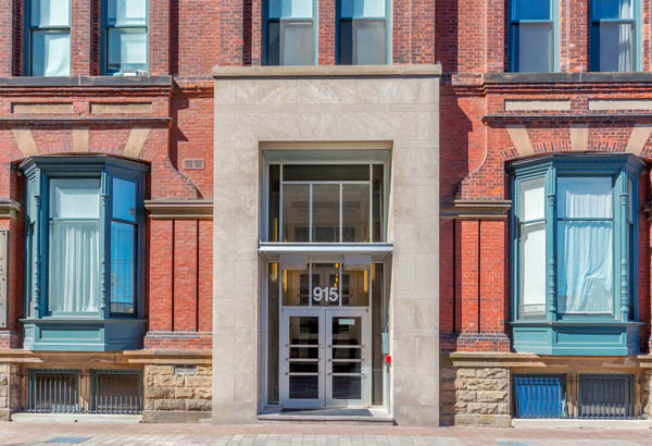 Massey Harris Lofts – 915 King Street West