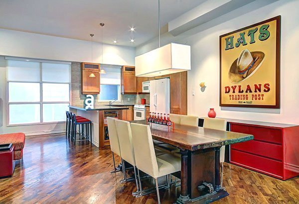 Creed Lofts – 295 Davenport Road