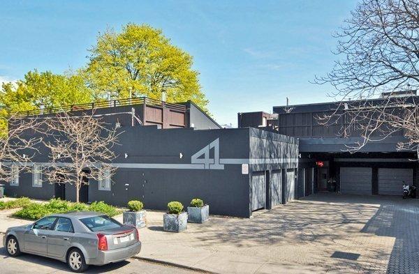 Dominion Felt Works Lofts – 41 Shanly Street