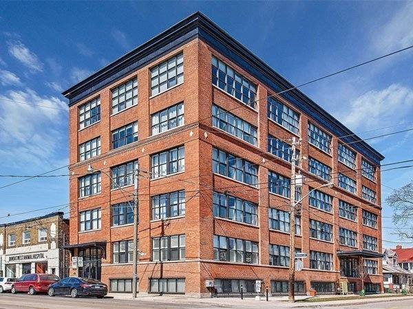 Feather Factory Lofts – 2154 Dundas Street West