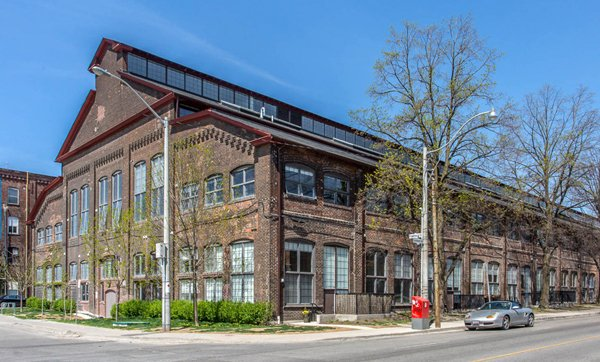 The Foundry Lofts – 1100 Lansdowne Avenue
