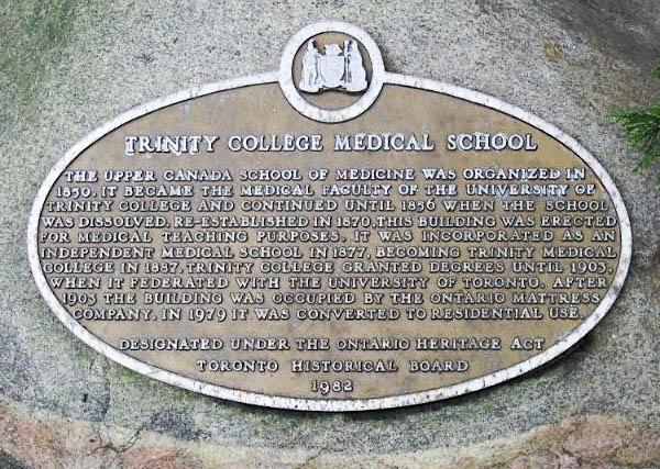 Trinity Mews – 41 Spruce Street