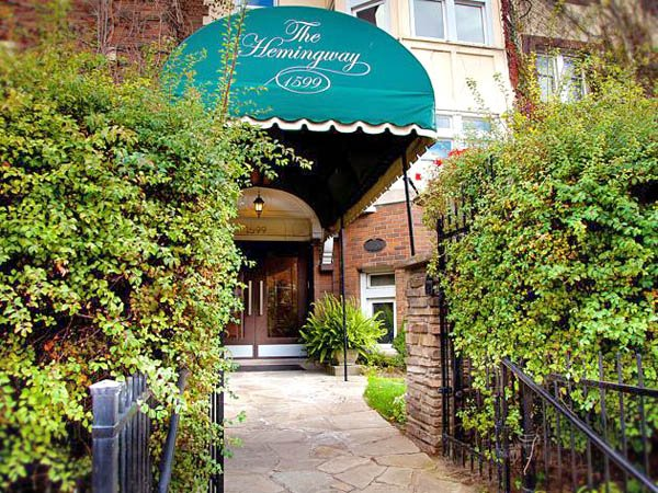 The Hemingway – 1597-1599 Bathurst Street