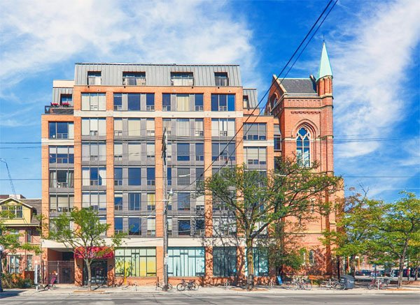 Clock Tower Lofts – 700 King Street West